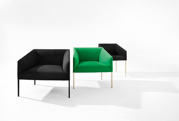 ARPER Saari sofa