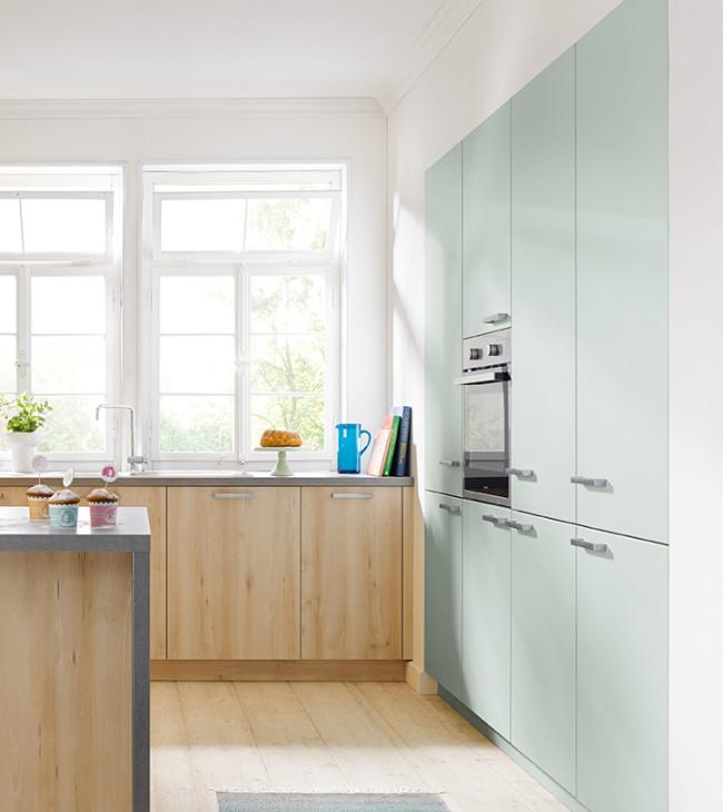 Kuchyně Schüller BARI - vysoká stěna
