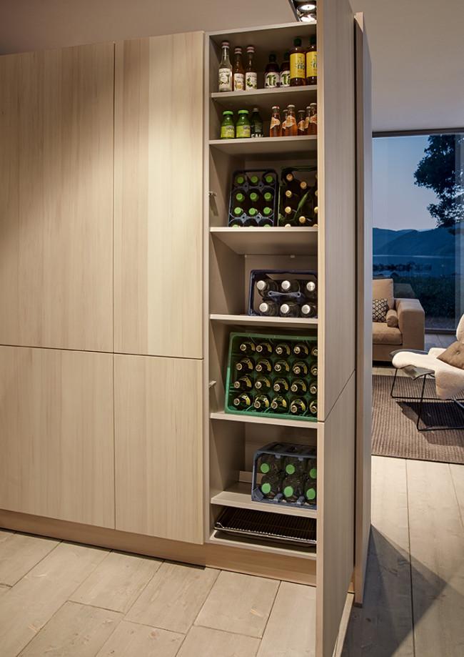 Kuchyně NX 950 vysoká skříň na nápoje