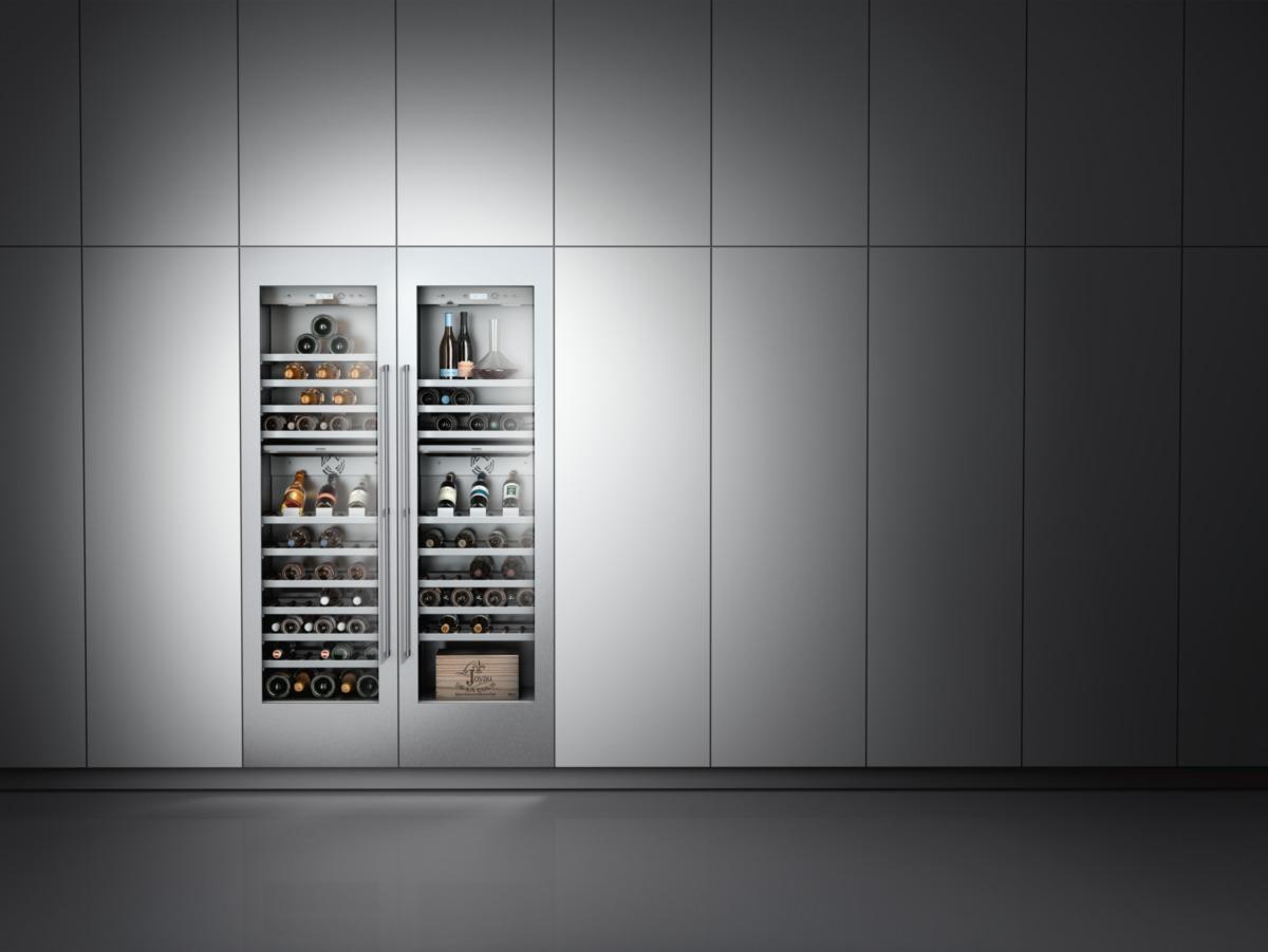 gaggenau vario chlazen ady 400 kuchyn sch ller. Black Bedroom Furniture Sets. Home Design Ideas